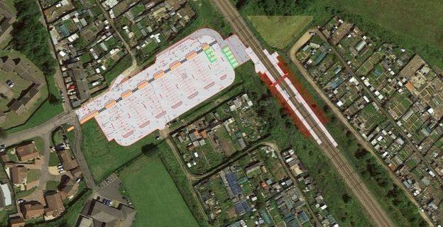 £15m Horden Station Redevelopment