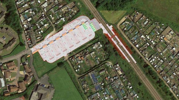 Horden Station Redevelopment | RammSanderson