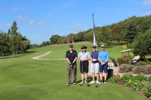 RammSanderson Golf Day 2019 Winners