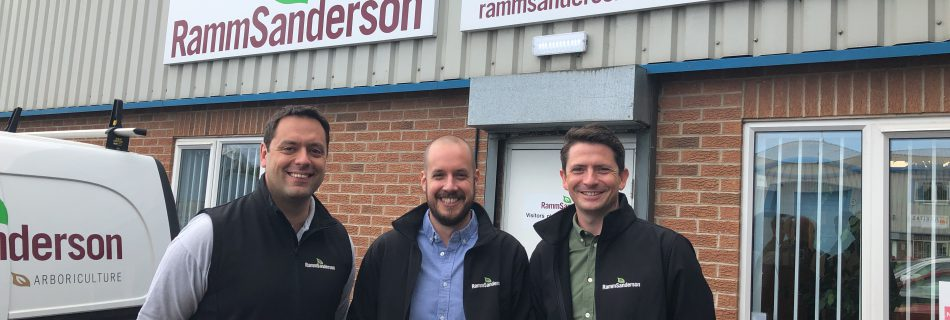 Ecology consultant RammSanderson has celebrated its fifth birthday. A  major milestone anniversary in the company's journey towards becoming a leader in Ecology, Habitat, Flood Risk and Arboriculture